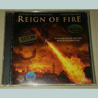 VCD Movie: Reign Of Fire