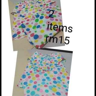 kurung cotton for kids