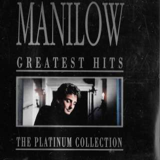 MY PRELOVED CD - MANILOW GREATEST HIT /  FREE DELIVERY (F3B)