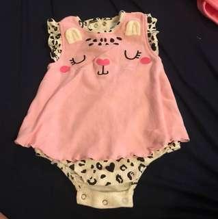 Cutie cat dress
