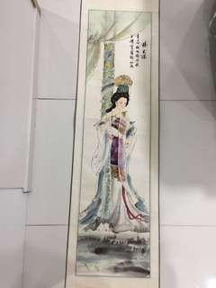 杨贵妃 Chinese Painting