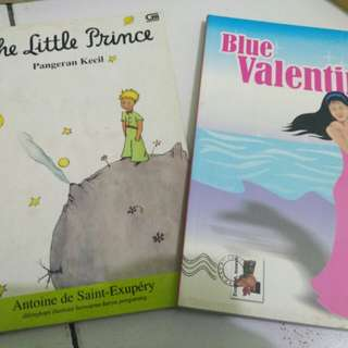 LITTLE PRINCESS & MY BLUE VALENTINE