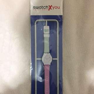 Swatch Memo 紙