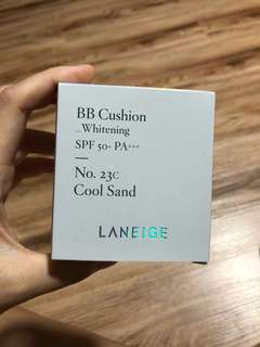 Laneige BB Cushion whitening 23c