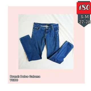 Dolce Gabbana Jeans