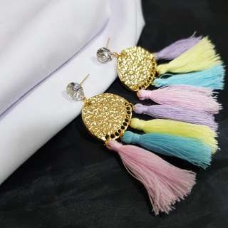 SALES- Pastel the Gold Plate
