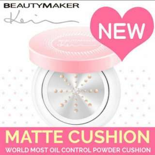 BeautyMaker Matte Cushion (Ivory)