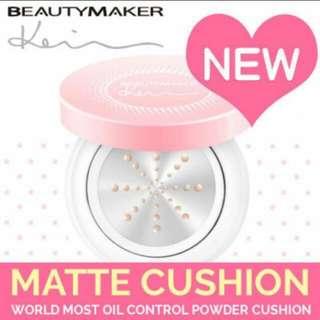 BeautyMaker Matte Cushion (Ivory)