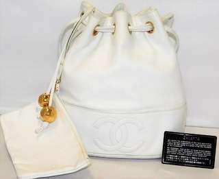 Chanel水桶包