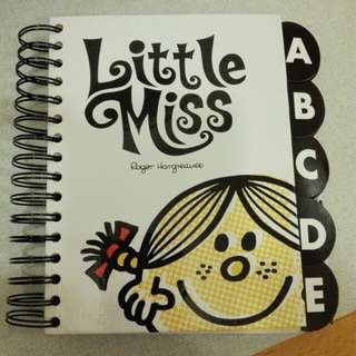 Little Miss 地址簿