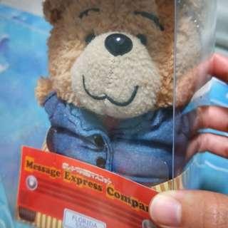 🚚 日本錄音小熊玩偶