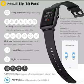 Xiaomi Huami Amazfit BIP BNIB Jet Black