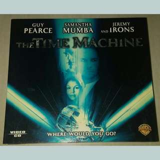 VCD Movie: The Time Machine