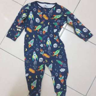 Sleepsuit boy from Next UK #15off