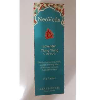 NeoVeda Lavender Ylang Ylang Shampoo