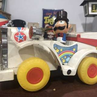 Vintage Taiwan Toy Jalopy Car