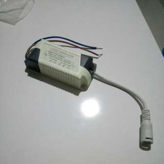 Led driver 12-18watt downlight moving out