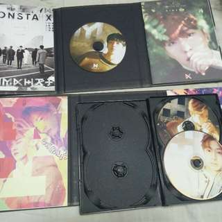 The Code albums