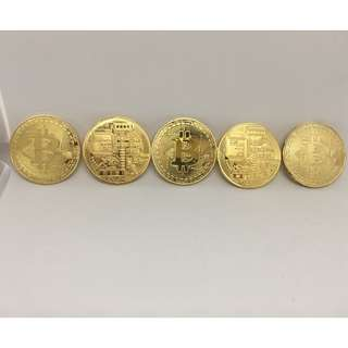 Bitcoin collectible