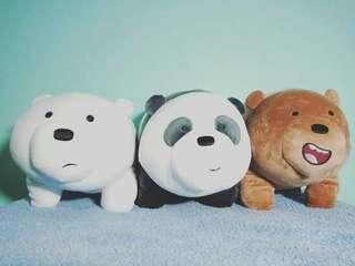 We Bare Bears Ice Bear