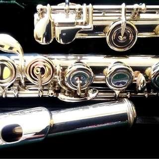 ALTUS 1007 silver flute