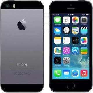 徵求一部正常iPhone 5s 16-32gb