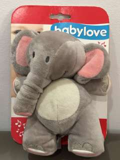 Babylove Elephant Baby Musical Toy