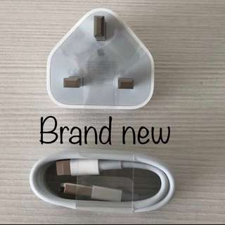 Brand new iphone original charger,BN iphone lightning cable💎