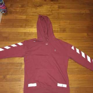 $100-150$OFF WHITE HOODIE