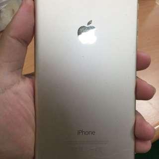 Iphone 6plus, 64g rush