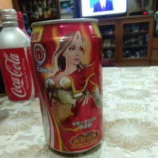 China Coca Cola World of Warcraft Limited Edition
