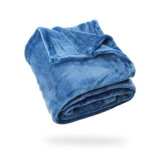 Soft blankets large size 2 pcs