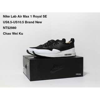 NikeLab Air Max 1 Royal SE Brand New US8.5-US10.5