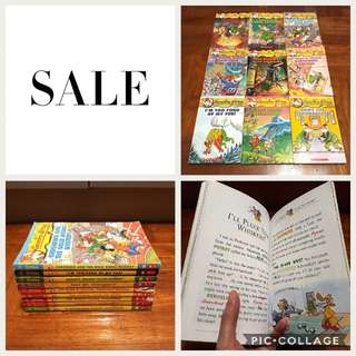 🔥Clearance: Geronimo Stilton Books
