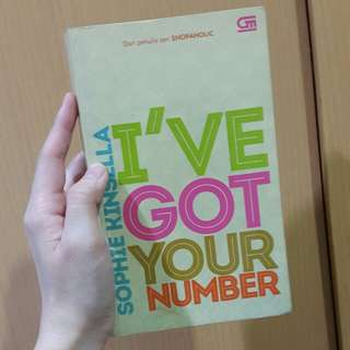 I've Got Your Number Sophie Kinsella