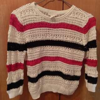 全新 Forever 21 girls pullover 冷衫