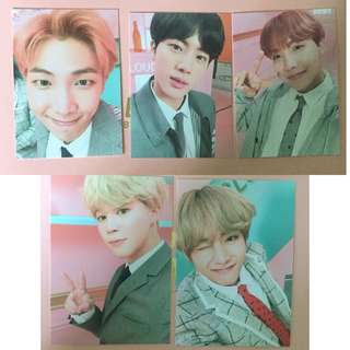 [WTS] BTS 4th Muster photo binder pc