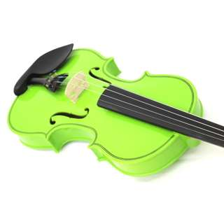 Colorful 4/4 Size Violin At $149 With Case/ Bow/ Rosin/ Shoulder Rest N Free Delivery.