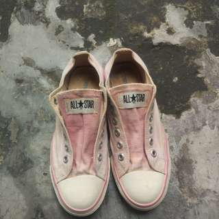 Converse CT low pink