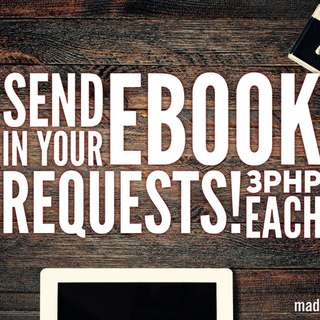 Order Ebooks!