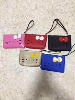 Hello kitty wallet/pouch