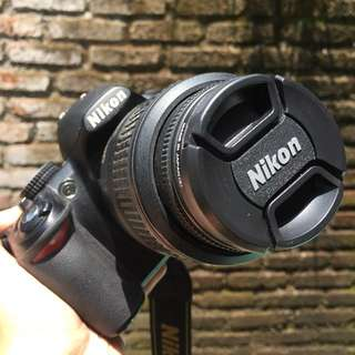 Nikon D3100 Fullset Murah BU