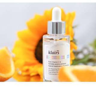 [Ready Stocks] - Klairs Freshly Juiced Vitamin C Serum 35 ml