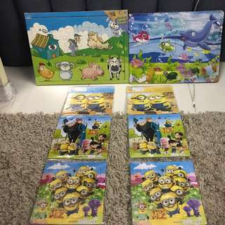 BN Despicable Me Jigsaw Puzzle