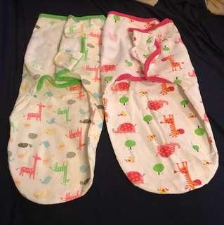 Summer Infant Swaddle Me - S size