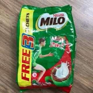 to bless: 3 in 1 Milo and Cereal