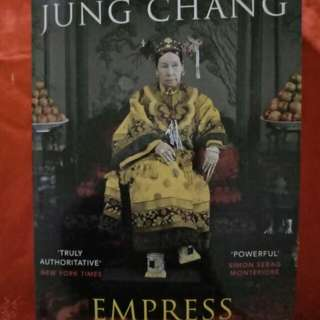 Empress CiXi 慈喜太后