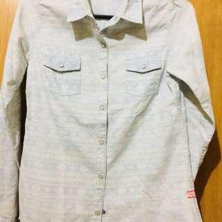Bny denim blouse