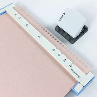 Custom Book Binding Hole Puncher [PO]