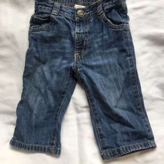 Gap jeans baby boy